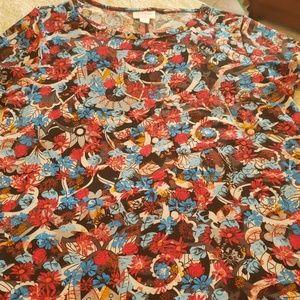 NWT Lularoe Carly Dress M